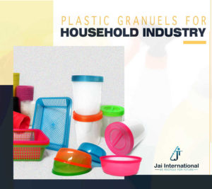 plastic granules for household industry