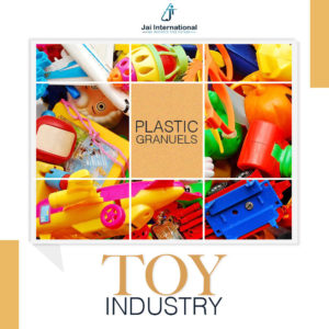 plastic granules for toy industry