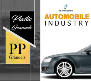 plastic granules for Automobile industry