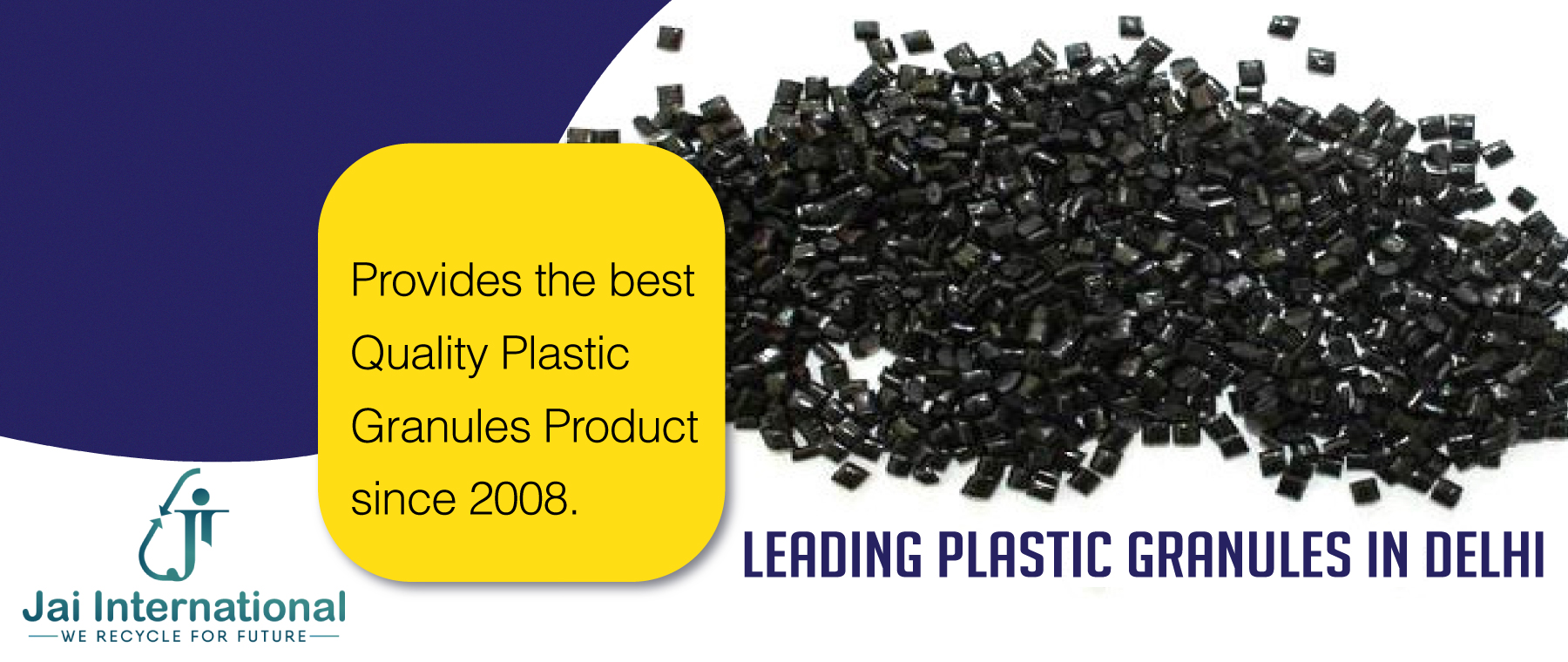 plastic granule manufacturer